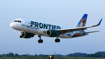 Frontier Airlines will fly you to Orlando for free -- if you have this name