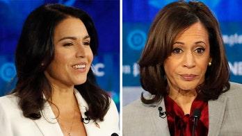 Gabbard accuses Harris of 'lies and smears' in fiery debate clash