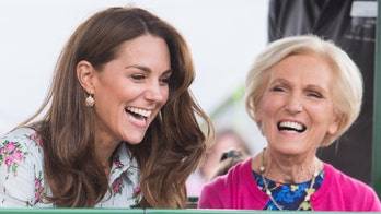 Kate Middleton, Mary Berry reportedly partnering for Christmas TV special