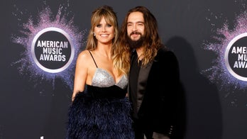 Heidi Klum posts sultry pool pic with husband Tom Kaulitz on vacation in Mexico