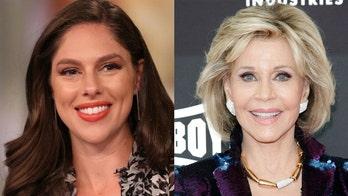 Abby Huntsman challenges Jane Fonda on 'fantastic' Green New Deal: 'Never going to happen'