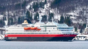 Cruise passenger dies after falling from ship in Norway