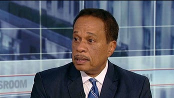 Juan Williams says Biden is 'fading,' Bloomberg and Patrick running is a 'direct shot' at him