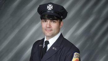 Massachusetts fire lieutenant dies in blaze hours before planned Disney vacation