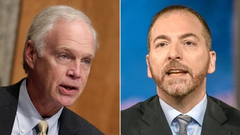 Ron Johnson spars with Chuck Todd over Trump impeachment inquiry: 'Tormented from the day after his election'