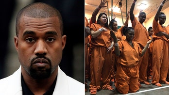 Kanye West performs at Houston jails: 'This is a mission, not a show'