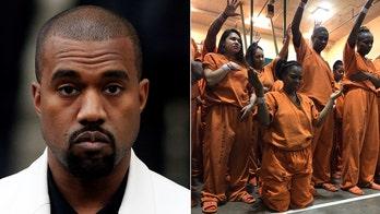 Kanye West's surprise gospel-rap performance at Texas prison an 'egregious' violation, atheist group complains