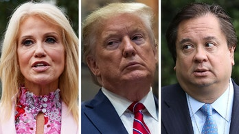 Kellyanne Conway's husband says she's an 'enabler' of 'criminal' Trump