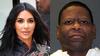 Kim Kardashian says she was with Rodney Reed when his execution was delayed