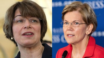 Klobuchar claims Warren's health care plan would kick 149 million Americans off of their current insurance
