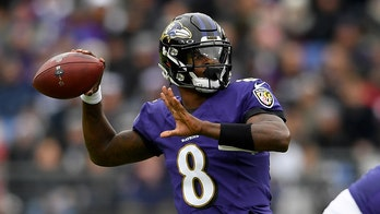 Baltimore Ravens' Lamar Jackson credits the Lord for stellar performance: 'Let the Lord know He's number one'