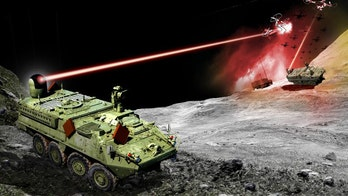 Army plans 'lase-off' competition to incinerate targets with lasers fired from Strykers