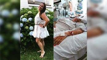 Woman 'locked-in' own body for month after rare diagnosis