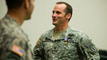 Pardoned Green Beret Matt Golsteyn seeks military awards, decorations
