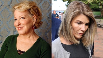 Bette Midler jabs Lori Loughlin over college admissions scandal