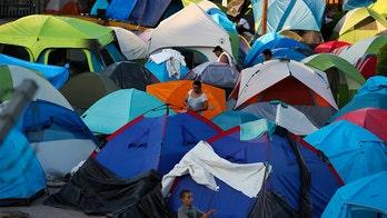 Coronavirus case at Mexico border refugee camp raises alarm