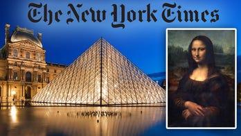 Mona Lisa should be 'taken down,' New York Times art critic writes, sparking mockery