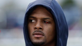 Houston Texans' Deshaun Watson reveals which 'key' fast-food delight helped his injured eye