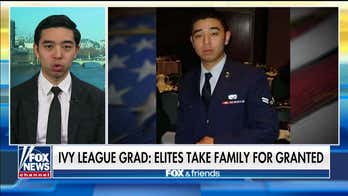 Robert Henderson tells 'Fox & Friends' how he overcame a tough childhood to serve his country and study at Yale