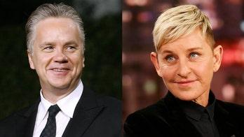 Tim Robbins slams Ellen DeGeneres for befriending George W. Bush
