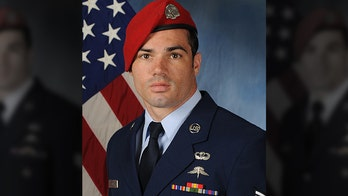 Navy begins search for airman who fell into Gulf