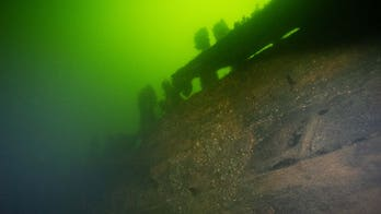 17th-century warship wrecks discovered off Swedish island