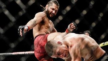 UFC fighter Jorge Masvidal backs Trump, claims Biden panders to Latinos