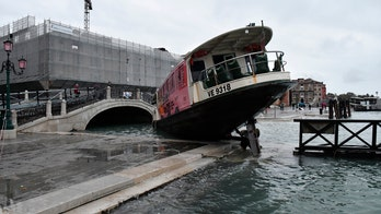 Venice flooding has city 'on its knees,' Italy declares state of emergency