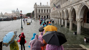 Venice flooding becomes second-highest in history, as tourist hot spot hit with 'apocalyptic devastation'