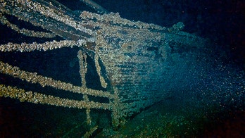 'Mysterious ghost ship' discovered in Lake Michigan