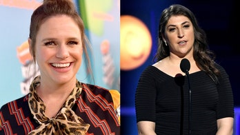 'Fuller House' star Andrea Barber 'almost ran over' 'Big Bang Theory' star Mayim Bialik by accident