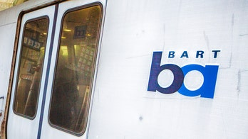 Man stabbed to death in attack on San Francisco-area BART train