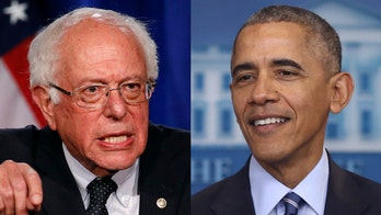 Bernie Sanders confident he will have Barack Obama's backing despite reported opposition