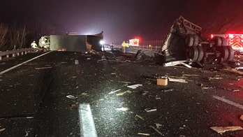 Virginia crash involving charter bus, tractor-trailer that injured dozens blamed on fog, icy conditions