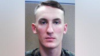 Marine deserter sought in Virginia murder hid in camper as investigators tore it apart: report