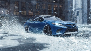 All-wheel-drive Toyota Camry sedan returns to battle SUVs