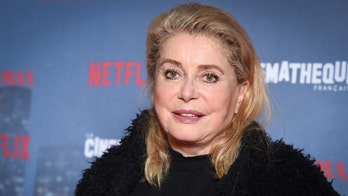 Catherine Deneuve suffers mild stroke, hospitalized in Paris