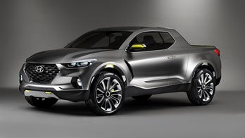Alabama-built Hyundai Santa Cruz pickup in the works