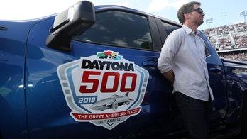 Dale Earnhardt Jr. offers prayers for Ryan Newman after Daytona 500 crash