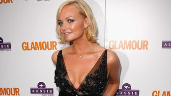 Spice Girl Emma Bunton accidentally sexted her mom a topless photo