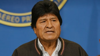 Bolivia ex-president Evo Morales says he's headed to Mexico as supporters clash with police, barricade roads