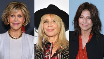 Jane Fonda, Rosanna Arquette and Catherine Keener arrested during DC protest