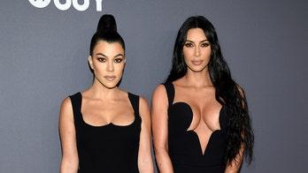 Kim, Kourtney Kardashian heat up Instagram with bikini photos