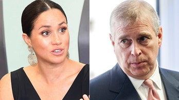 Palace investigating Meghan Markle, not Prince Andrew, proves 'double standard' by royal family: author