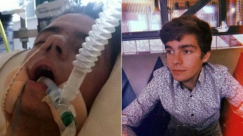 Man spends 21st birthday in a coma after contracting deadly meningitis infection