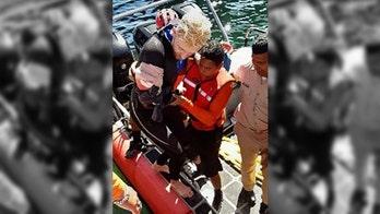Shark attacks US diver, 23, off Mexico coast, officials say
