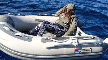 Missing New Zealand woman, 47, survives two days lost at sea in dinghy by rationing boiled candy