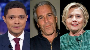 Trevor Noah asks Hillary Clinton: 'How did you kill Jeffrey Epstein?'