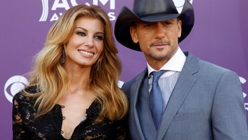 Tim McGraw jokes he's been married to Faith Hill for '82 years'
