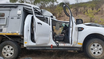 Swiss tourist dies after vehicle crushed by giraffe in South Africa accident